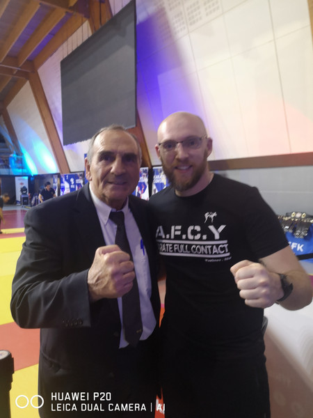 Le Coach avec M.Dominique Valera