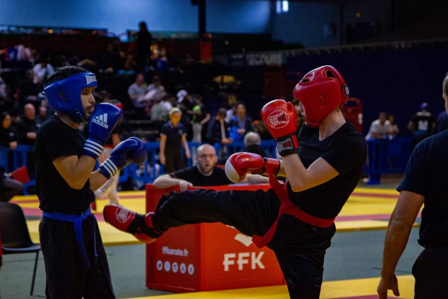 Championnat de France Light Contact 28 avr 2019