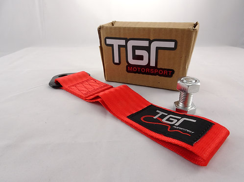 Red TGR Tow Strap