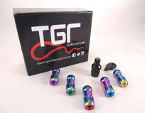 NEO CHROME WHEELNUTS