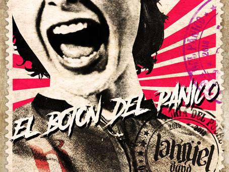 EL BOTÓN DEL PÁNICO!! YA ESTÁ AQUÍ NUESTRO NUEVO DISCO. DISFRUTENLO!!