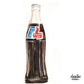 Thums Up - original ingredients included