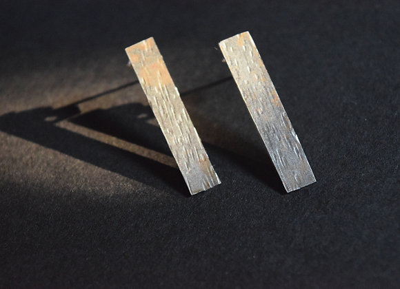 The Canal Earrings (Steel)
