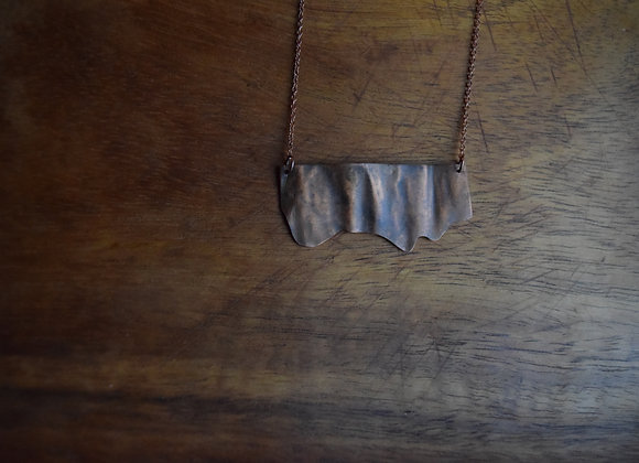 The Ribbon Necklace (Large)