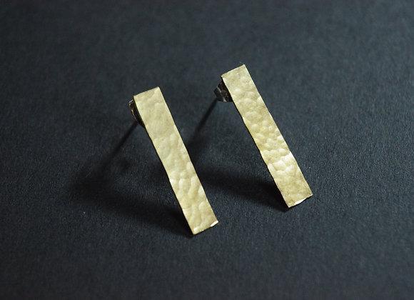 The Canal Earrings (Brass)