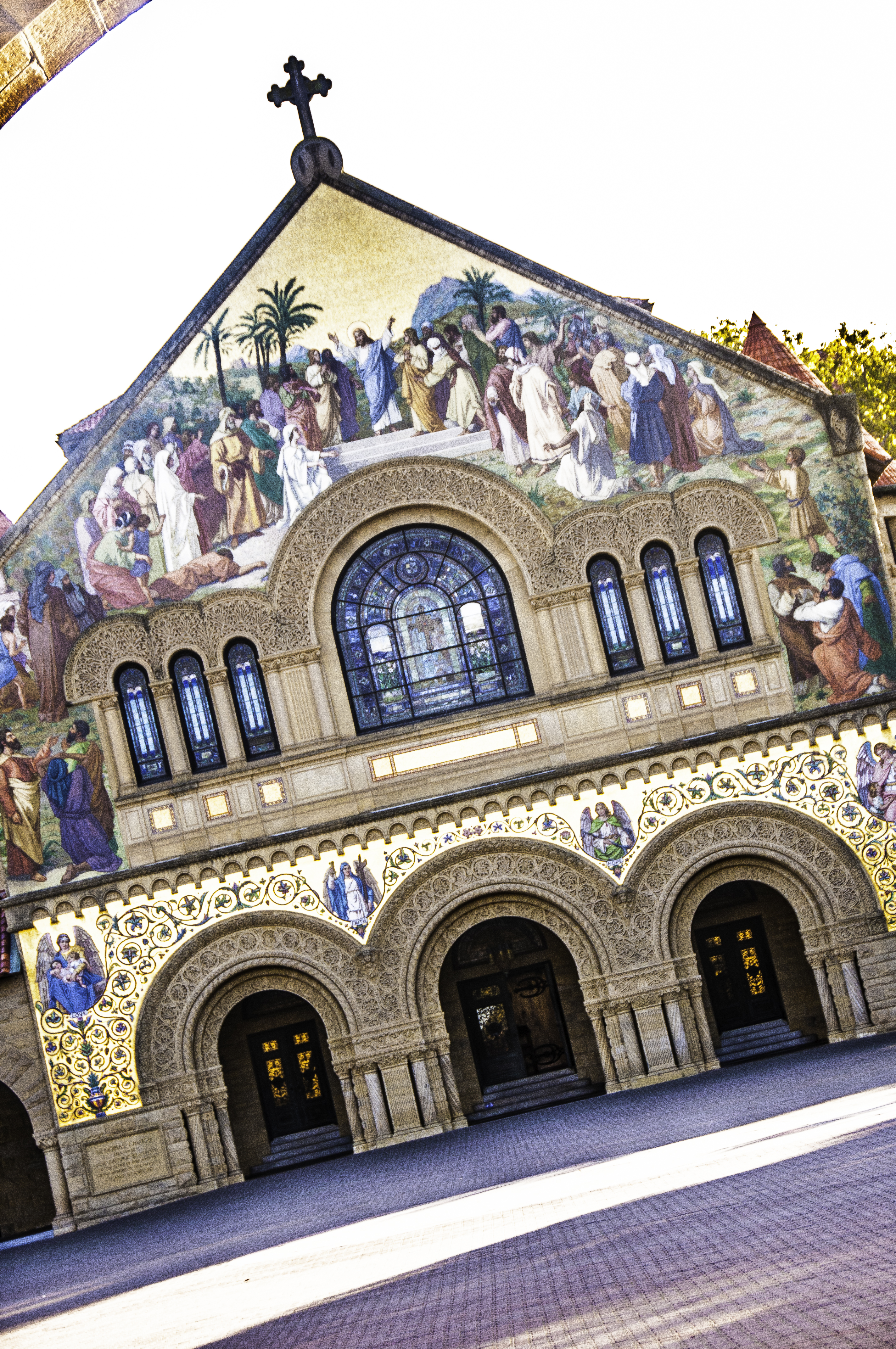 Stanford Memorial Church, Palo Alto, CA