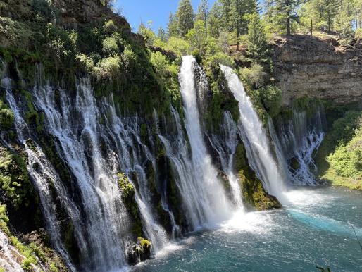 Chasing Waterfalls - See California's best waterfalls