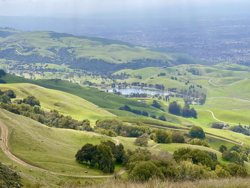 Monument Peak - Milpitas, California