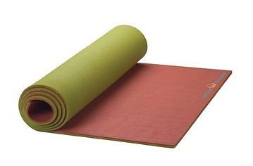 Natural Fitness yoga mat moss red rockCr