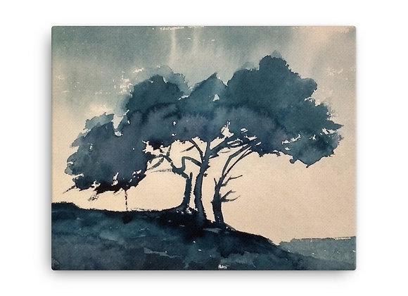 Stroms , Canvas Print