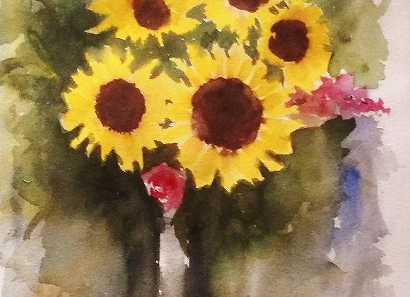 Floral 2020_25 | Watercolor