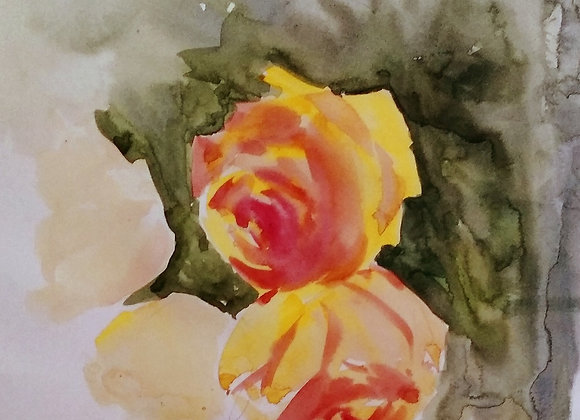 Floral 2020_24 | Watercolor