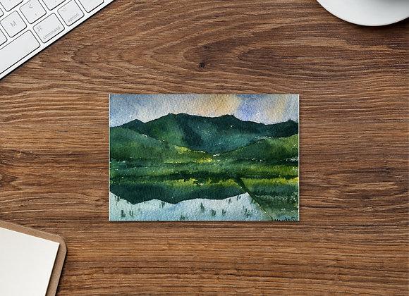 Villagescape 24 : Postcard
