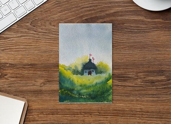 Villagescape 17 : Postcard