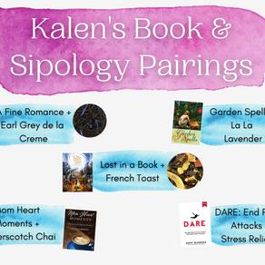 Book and Tea Pairings