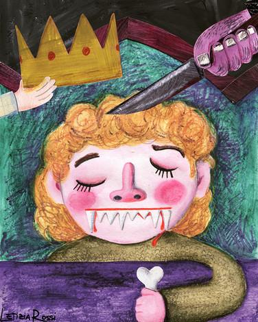 Fairy tale Little Thumb - Pollicino