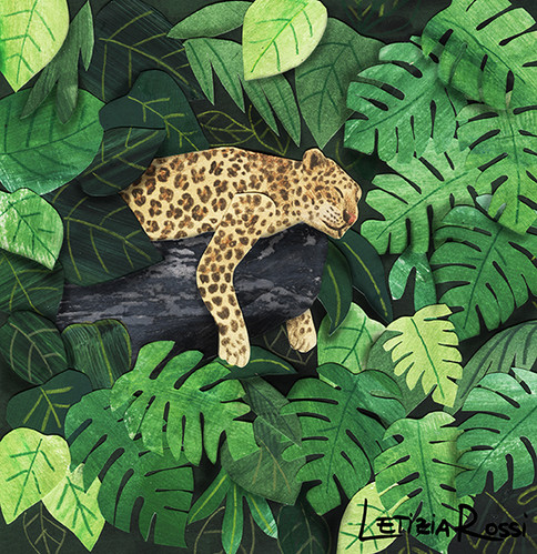 jungle sleeper