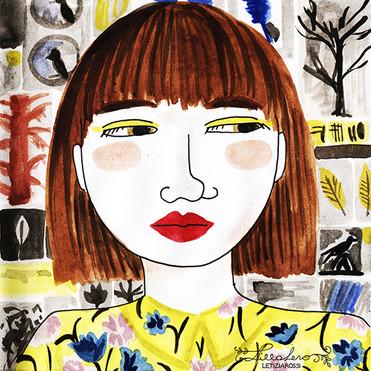 Girl in Marras
