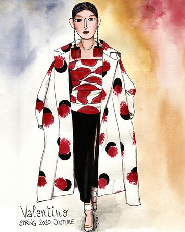 LetiziaRossi_FashionShow_2020ValentinoCo