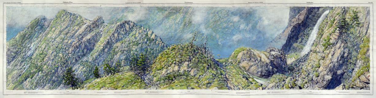 Châteaud'Oex Zweisimmen Adelboden