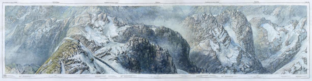 Col de Balme Orsiere Chanrion