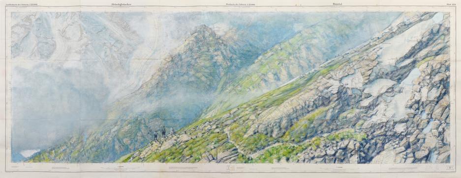 Aletschgletscher Binntal