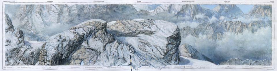 Matterhorn Zermatt Monte-Moro