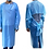Thumbnail: Full Sleeve Aprons/Gowns (Pack of 50)