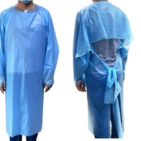 Full Sleeve Aprons (Pack of 10)