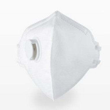 FFP3 Valved Respirator Masks (Box of 20)