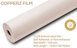 COPPERZ Anti Microbial Film
