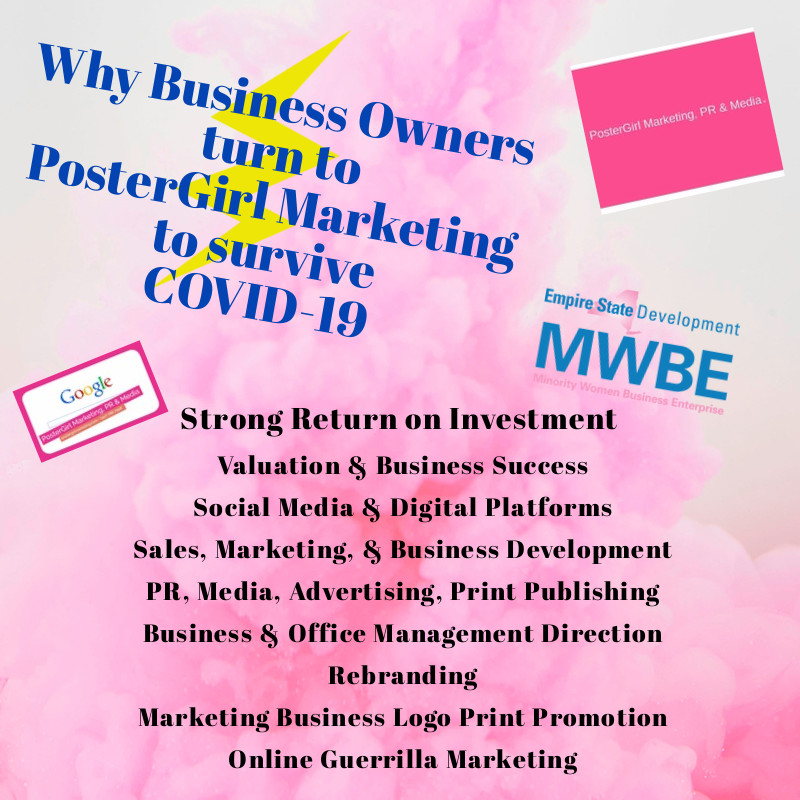 Global Expansion Success  with PosterGirl Marketing, PR & Media! A One-Stop-Solution for all your Sales, Marketing, Public Relations, and Business Branding Needs.