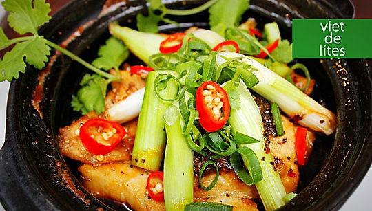 Vietnamese dish, Fish clay pot