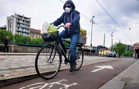 Reti ciclabili e sharing mobility per il rilancio delle città post Covid-19.