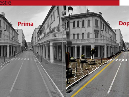 Un nuovo inizio per la mobilità a Venezia Mestre: il possibile prima e dopo.