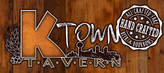 K Town Tavern's Logo