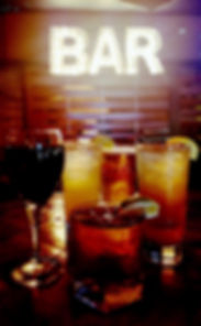 K Town Tavern's Bar with Drinks