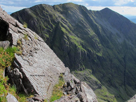 Evidence of ancient desert environments discovered on Ireland's highest mountain