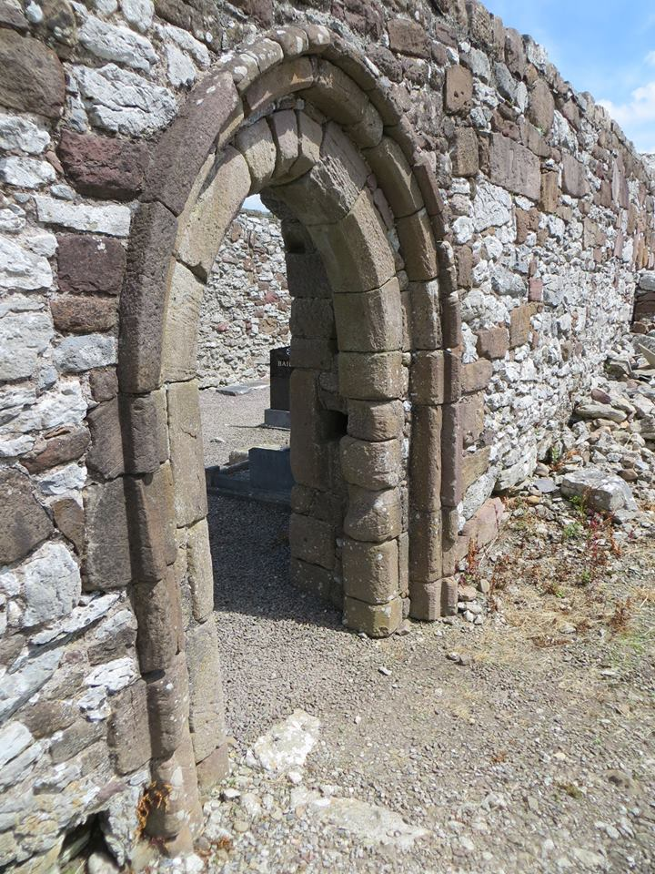 Ruins of Annagh Church