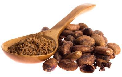 Les bienfaits du cacao cru.