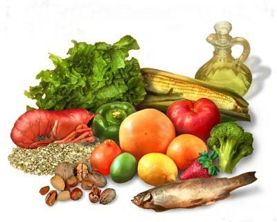Alimentation santé en 8 points