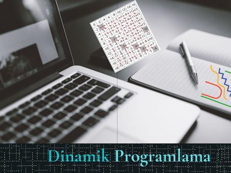 Biyoinformatik | Dinamik Programlama (Dynamic Programming)