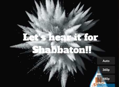 Shabbaton Recap Video