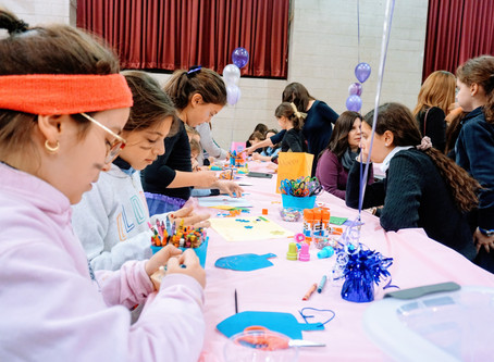 BR Girls Club Pre-Chanukah Family Event