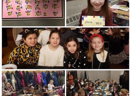 Primary School Celebrates 19 Kislev
