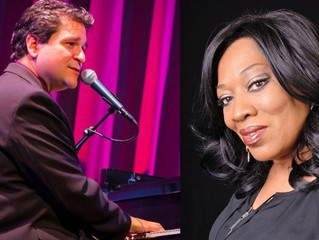 JAZZ@8: Evelyn Wright & Michael Shirtz
