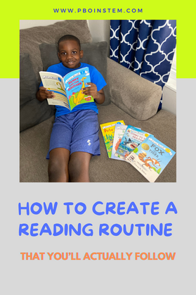 How to Create a Simple Summer Reading Routine That Your Child Will Actually Follow
