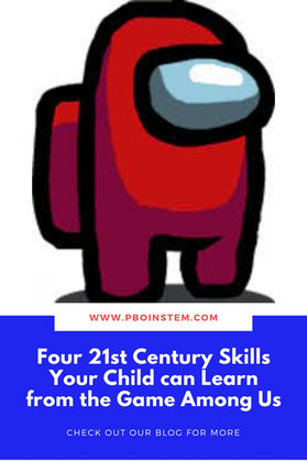 Is Among Us Safe to Play? | Four 21st Century Skills Your Child can Learn from the Game Among Us