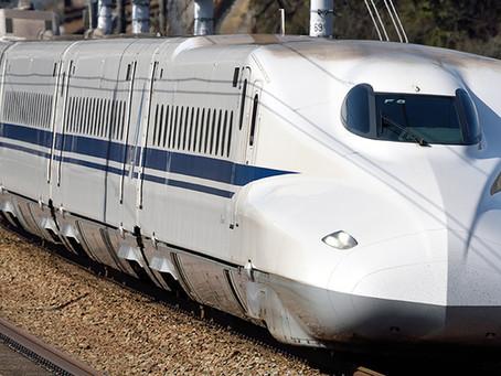 新幹線の英語アナウンス(岡山駅Ver.)
