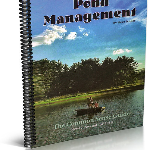 Pond Management Handbook